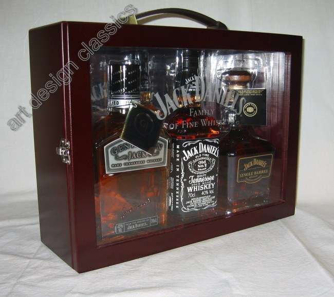 jack daniels family of brands liebhaberbox ebay. Black Bedroom Furniture Sets. Home Design Ideas