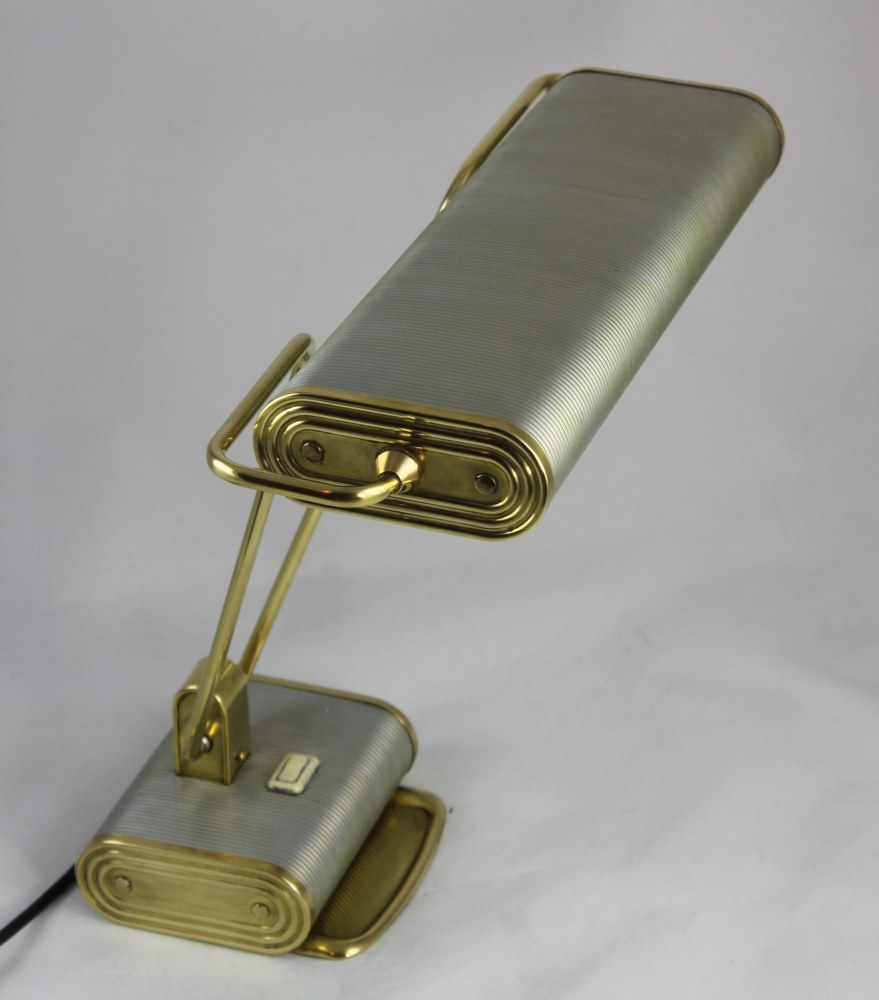 art deco tischlampe lampe design eileen gray jumo desk lamp ebay. Black Bedroom Furniture Sets. Home Design Ideas