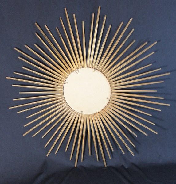 gro er xl sunburst sonnenspiegel chaty vallauris ebay. Black Bedroom Furniture Sets. Home Design Ideas