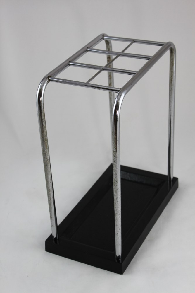 art deco schirmst nder schirmhalter umbrella stand. Black Bedroom Furniture Sets. Home Design Ideas
