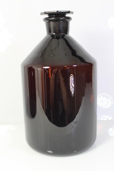 1 von 2 gro e alte apothekerflasche glasflasche. Black Bedroom Furniture Sets. Home Design Ideas